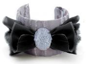 Laliberi Julie Comstock Cuff Kit, Dark Ruffle Bow