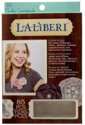 Laliberi Julie Comstock Flower Kit, Coiled Roses Light