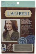 Laliberi Julie Comstock Flower Kit, Zipper Flower Dark