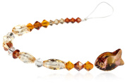 CREATE YOUR STYLE with. ELEMENTS Fish Bead Strand, Crystal Copper