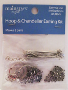 Hoop & Chandelier Earring Kit