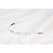 CREATE YOUR STYLE with. ELEMENTS Briolette Pendant Strand, Crystal
