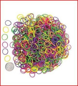 Pastel Soft Colours Looms Fun Loops Assortment Kit