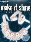 Make It Shine Button & Lace Necklace Kit