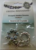 . 7 Stone Lt Sapphire Blue Bracelet Kit