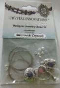 . Heart & Arrow Tanzanite Bracelet Kit