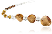 CREATE YOUR STYLE with. ELEMENTS Twist Strand, Crystal Copper