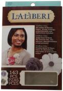 Laliberi Julie Comstock Flower Kit, Chiffon Chic Light