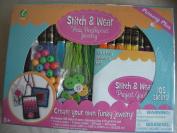 Stitch & Wear Floss Needlepoint Jewellery
