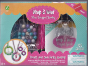 Wrap & Wear Floss Wrapped Jewellery By Iris; 105 Skeins