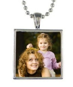 Instant Photo Jewellery Pendant Necklace Kit