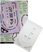 Moulded Craft Bead Design Board