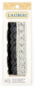 EK Success Brands Laliberi Headband, Lace Trio