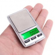 0.01g * 100g/0.1g * 500g Dual Mini Digital Jewellery Pocket Scale