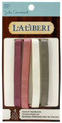 Laliberi Julie Comstock Hair Bands, Soft Light Plain