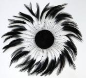 3 Pcs Full Pinwheels - BLACK
