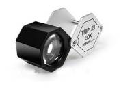 Grandindex Jewellery Loupe Magnifier Gm-30205a with 30x Magnification 20.5mm Lens,great Jewellery Loupe for Jeweller