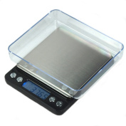 500g X 0.01g Digital Scale 0.01 Gramme Precision Scale for Jewellery Coins Reload