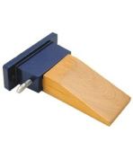 BENCH PIN WITH METAL HOLDER