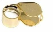 vigour 10X LOUPE GOLD