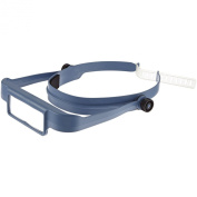 Donegan OSC BLUE OptiSIGHT Binocular Magnifying Visor Blue Colour