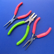 Ribbon Clamp Jewellery Pliers Tool Set