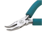 Wubbers Classic Series Bent Chain Nose Jeweller's Pliers