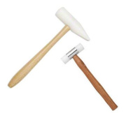 Nylon Hammer and Mallet for Jewellery Metal Smithing