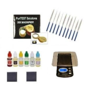 Jeweller's Journeyman Kit with Assorted Acids, Files, and MORE!!!!!