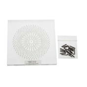 Wig Jig Electra Clear Acrylic Jewellery Wire Wrap Tool