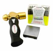 ImpressArt Metal Stamping Kit- Jeanie Lowercase