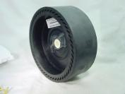 6 X 1 1/2 Expandable Rubber Drum for Belts R
