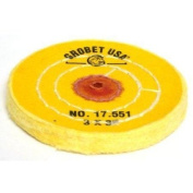 Dixcel Chemkote Yellow Buff 7.6cm