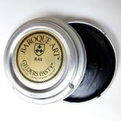 Springfield Leather Company Baroque Art Gilders Paste Black 30ml 1.5oz