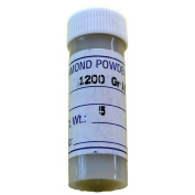 1200 Grit Diamond Powder - 5ct Vial