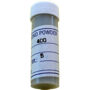 400 Grit Diamond Powder - 5ct Vial