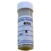 8000 Grit Diamond Powder - 5ct Vial