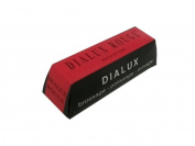 One Bar of Red Dialux ( Rouge ) Jewellers Polishing Compound Rouge - Paste