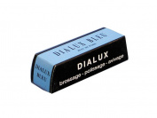 One Bar of Blue Dialux ( Blu ) Jewellers Polishing Compound Rouge - Paste