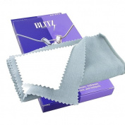 Blitz 20606 2-Pack Silver Shine Polishing Cloth