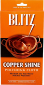 Blitz 20608 2-Pack Copper Shine Polishing Cloth