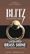 Blitz 20610 2-Pack Lacquered Shine Polishing Cloth