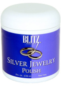 Blitz 611 2-Pack Silver Jewellery Polish, 8 Fluid Ounce