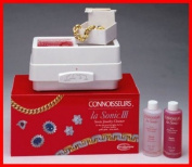 Connoisseurs La Sonic III Jewellery Cleaner
