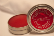 Dental Carving Inlay Wax 60ml Tin - Red Wax