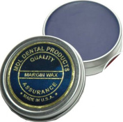 MDL Dental Blue Margin Wax 60ml Tin