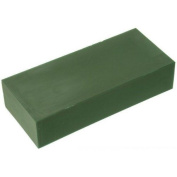 CASTING WAX MATT BAR GREEN 1 LB