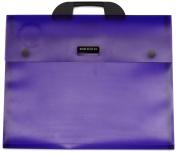 Dekko A4 Neon Purple File, 36cm by 46cm