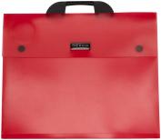 Dekko A4 Ruby Red File, 36cm by 46cm