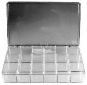 Box Plastic Assortment 28cm X 17cm
